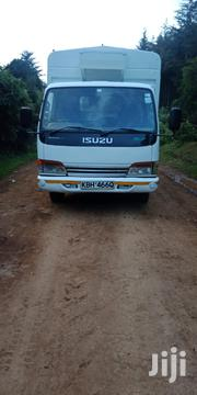 Isuzu Lorry 2008 White For Sale | Trucks & Trailers for sale in Kericho, Kipchebor