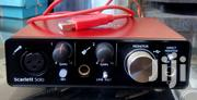 Focusrite Scarlett Solo (2nd Gen) USB Audio Interface With Pro Tools | Audio & Music Equipment for sale in Nairobi, Kahawa