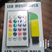 LED Music Bulb | Audio & Music Equipment for sale in Mombasa, Mkomani