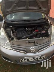 Nissan Note 2010 1.4 Silver | Cars for sale in Uasin Gishu, Huruma (Turbo)