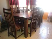 8seater Dinning Table | Furniture for sale in Machakos, Syokimau/Mulolongo