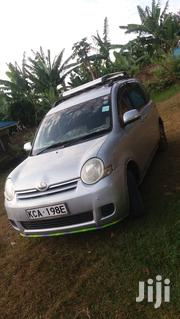 Toyota Sienta 2010 Silver | Cars for sale in Murang'a, Nginda