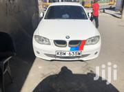BMW 116i 2006 White | Cars for sale in Mombasa, Majengo