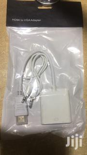 Hdmi To Vga Converter With Audio   Computer Accessories  for sale in Nairobi, Nairobi Central