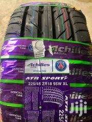 225/45/18 Achilles Tyres Is Made In Indonesia | Vehicle Parts & Accessories for sale in Nairobi, Nairobi Central
