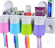 Toothpaste Dispenser With Toothbrush Holder | Home Accessories for sale in Nairobi, Nairobi Central