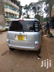 Toyota Sienta 2008 Silver | Cars for sale in Nyeri, Karatina Town