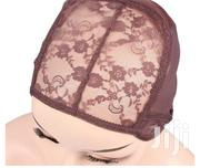 Brown Adjustable Lace Cap For Wigs | Tools & Accessories for sale in Nairobi, Nairobi Central
