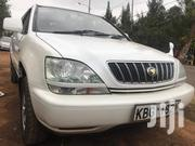 Toyota Harrier 2002 White | Cars for sale in Machakos, Machakos Central