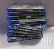 Pre Owned Ps4 Games | Video Games for sale in Nairobi, Nairobi Central