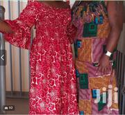 Kitenge Dress And Matching Lesso | Clothing for sale in Kajiado, Ngong