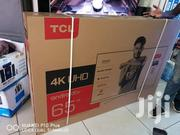 65 Inch TCL Smart Android UHD 4K | TV & DVD Equipment for sale in Nairobi, Nairobi Central