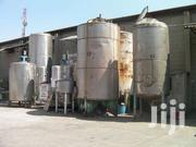 Stainless Steel Tanks | Manufacturing Materials & Tools for sale in Nairobi, Kwa Reuben
