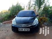 Nissan Note 2010 1.4 Black | Cars for sale in Nairobi, Sarang'Ombe