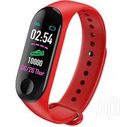 Smart Band Watch Bracelet Tracker Blood Pressure Heartrate M3 | Watches for sale in Nairobi, Nairobi Central