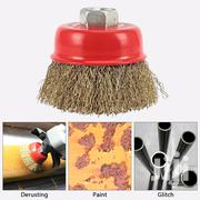 Wire Brushes Paint Remover Debarring 7.5*5cm Rotary Tool 65mm | Electrical Equipments for sale in Nairobi, Nairobi Central