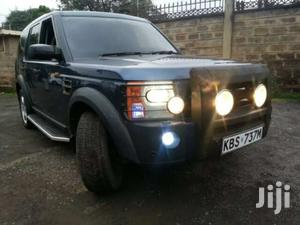 Land Rover Discovery I 2005 Blue