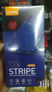 LDNIO PR1002 Stripe 10000mah Power Bank With Dual USB Ports | Accessories for Mobile Phones & Tablets for sale in Nairobi, Nairobi Central