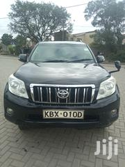 Toyota Land Cruiser Prado 2010 Black | Cars for sale in Nairobi, Harambee