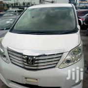 Toyota Alphard 2012 White | Cars for sale in Mombasa, Shimanzi/Ganjoni