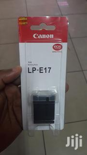 LP-E17 Battery And Charger For Canon Cameras | Cameras, Video Cameras & Accessories for sale in Nairobi, Nairobi Central