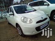 Nissan March 2012 White | Cars for sale in Nairobi, Utalii