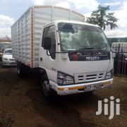 Isuzu NKR 2015 White | Trucks & Trailers for sale in Nairobi, Kasarani
