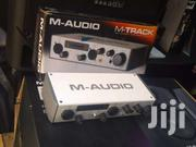 Studio Audio Interface/ Soundcard M Audio 2 Channel | Audio & Music Equipment for sale in Nairobi, Nairobi Central