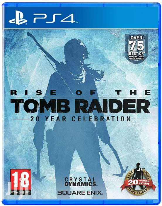 Archive: Rise Of The Tomb Raider Ps4