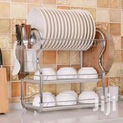 3 Layer Partition Dish Rack | Kitchen & Dining for sale in Nairobi, Lindi