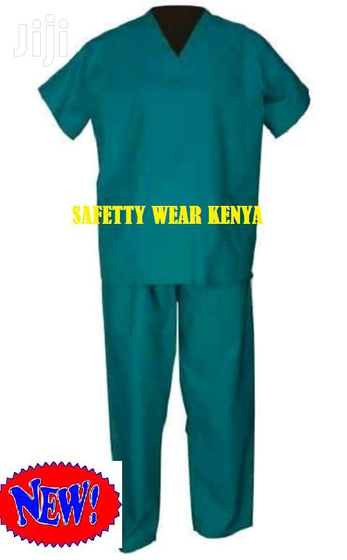 Branded Medical Scrubs