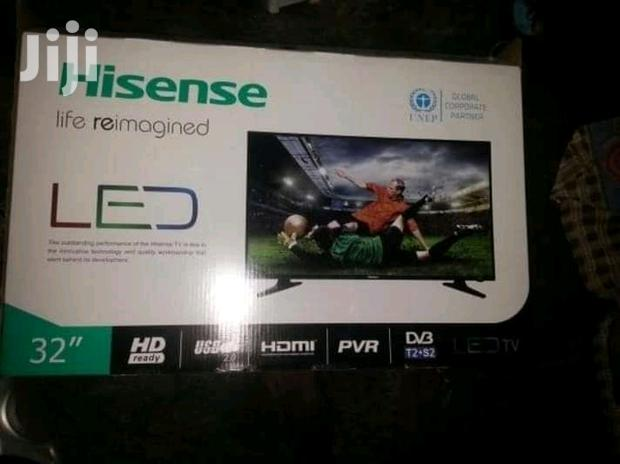 "Hisense HX32N2173T - 32"" - HD - Digital LED TV - Black"