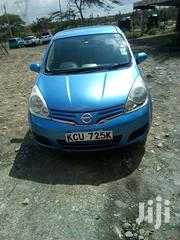 New Nissan Note 2011 1.4 Blue | Cars for sale in Nairobi, Embakasi