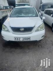 Toyota Harrier 2007 White | Cars for sale in Mombasa, Changamwe