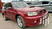 Subaru Forester 2003 Red | Cars for sale in Nairobi, Ngara