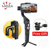 Moza Mini-s 3-axis Phone Gimbal Foldable Stabilizer For Gopro DJI Osmo | Accessories for Mobile Phones & Tablets for sale in Mombasa, Mji Wa Kale/Makadara