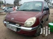 Toyota Duet 2000 Red | Cars for sale in Kiambu, Kikuyu