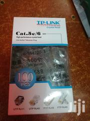 100 Pcs Rj45 Clips | Computer Accessories  for sale in Nairobi, Nairobi Central
