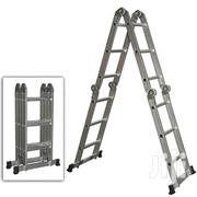 Extension Multipurpose Foldable Aluminium Ladder 4mts | Hand Tools for sale in Nairobi, Nairobi Central