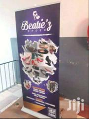 Roll Up Banner,Tear Drop Banner   Store Equipment for sale in Nairobi, Nairobi Central