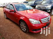 New Mercedes-Benz C200 2011 Red | Cars for sale in Nairobi, Karura
