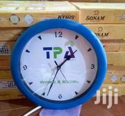 Wall Clock Branding | Building & Trades Services for sale in Nairobi, Nairobi Central