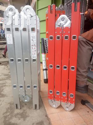 3.8meters Aluminium Multipurpose Ladder