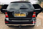 New Mercedes-Benz M Class 2012 Black | Cars for sale in Nairobi, Nairobi Central