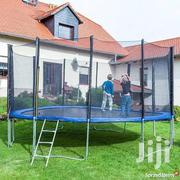 12ft Funports Trampolines | Sports Equipment for sale in Nairobi, Kileleshwa