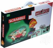 2 In 1 Monopoly & Scrabble Board | Books & Games for sale in Nairobi, Nairobi Central