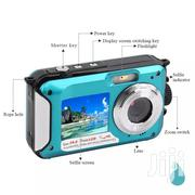 Waterproof Camera Underwater 24 MP Video Recorder Selfie Dual Screen | Cameras, Video Cameras & Accessories for sale in Mombasa, Mji Wa Kale/Makadara