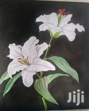 White Lily Flower Art | Arts & Crafts for sale in Nairobi, Embakasi