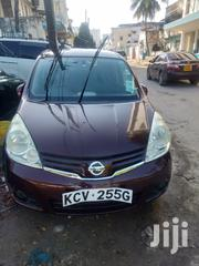 New Nissan Note 2012 1.4 Red | Cars for sale in Mombasa, Changamwe