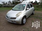 Nissan March 2005 Silver | Cars for sale in Laikipia, Igwamiti